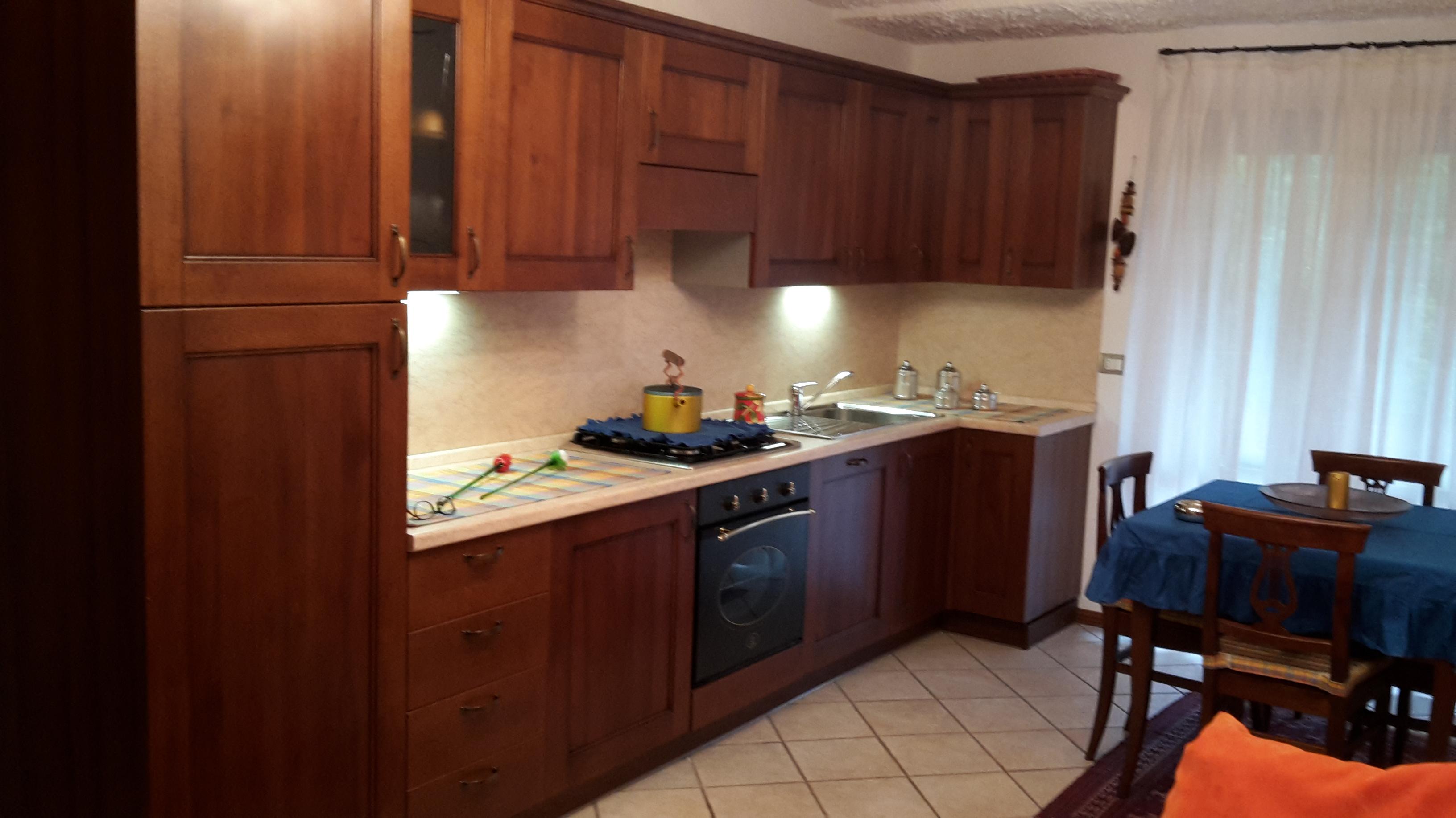 Cucina e soggiorno gallery of cucina e soggiorno open - Cucine con soggiorno ...